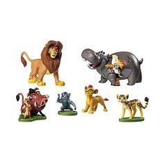 Ensemble de figurines La Garde du Roi Lion Disney Disney…