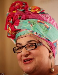 Camila Batmanghelidjh (1963-) Iranian-British children's rights advocate, founder of founder of Kids Company and The Place2Be, and author of Shattered Lives: Children Who Live With Courage and Dignity
