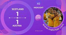 Soccer Highlights, World Cup Qualifiers, Scotland, Goals
