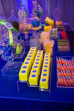 Sweet table Bat Mitzvah Decorations, Bar Mitzvah, Sweet, Party, Table, Fun, Candy, Bat Mitzvah, Parties