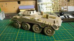 In progress  sdkfz 234/1