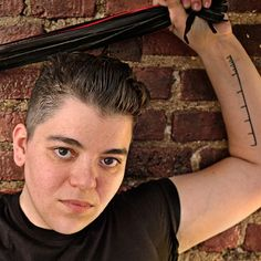 """Unsolicited Advice to a New Butch (aka the Butch Poem)"" by the one & only Sinclair Sexsmith"