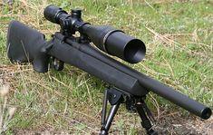 Remington SPS Tactical - Sniper Central