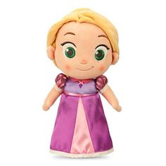 New Disney Princess toddler plush toys from Disney Store  See more here: http://www.insidethemagic.net/…/new-disney-princess-toddle…/