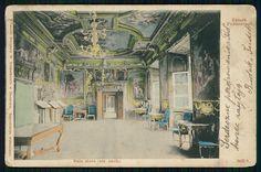 Інтер'єр, який ви ніколи не побачите. Унікальні фотографії залів Підгорецького замку. – Львів (Lviv)