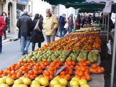 Divonne market