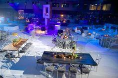 Ice hockey-theme bar mitzvah