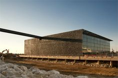 MuCEM (Musée des Civilisations de lEurope et de Méditerranée)