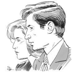 "X-Files. By Evan ""Doc"" Shaner."