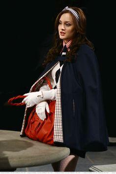 "Leighton Meester as Blair Waldorf ""Desperately Seeking Serena"" Gossip Girls, Mode Gossip Girl, Estilo Gossip Girl, Gossip Girl Outfits, Gossip Girl Fashion, Estilo Blair Waldorf, Blair Waldorf Outfits, Blair Waldorf Gossip Girl, Blair Waldorf Style"