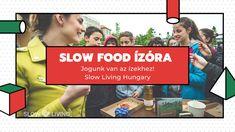 Slow Food ízórák országszerte…kattinsatok és nézzetek meg a jövő slow generációit! Slow Food, Slow Living, Hungary, Philosophy, Baseball Cards, Youtube, Instagram, Philosophy Books, Youtubers