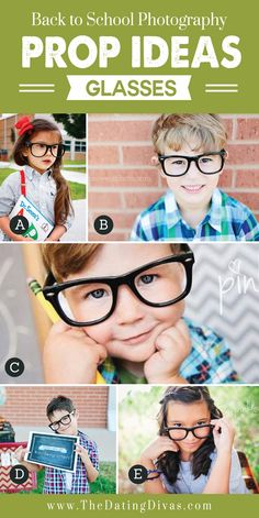 50 Back to School Photography Tips and Ideas
