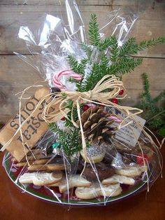 Best EVER Victorian Butter Cookies (They really are!) Best EVER Victorian Butter Cookies (They really are!) The post Best EVER Victorian Butter Cookies (They really are!) appeared first on Belle Ouellette. Christmas Cookies Packaging, Christmas Cookies Gift, Christmas Food Gifts, Christmas Gift Baskets, Homemade Christmas Gifts, Christmas Goodies, Homemade Gifts, Christmas Fun, Christmas Gifts For Neighbors