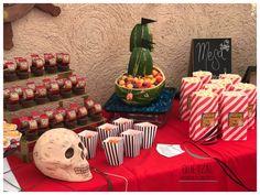 Mesa de dulces para Rodrigo #quetzaleventos #disenodeeventos #Cumple2Rodri #fiestapirata #eventospersonalizados
