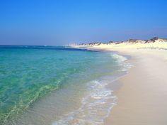 Topsail State Park Beach, Santa Rosa Beach, Florida
