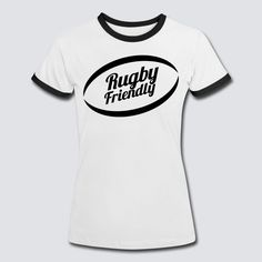 Rugby Friendly Classic - Tee shirt contraste Femme