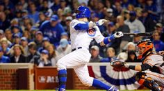 WATCH: Baez home run and maybe Bill Murray the difference in 1-0 win for Cubs