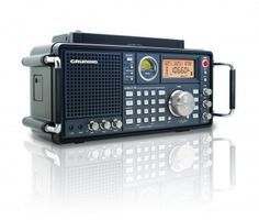 Grundig Satellit 750 Digital AM FM Shortwave Radio