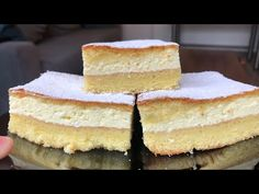 Cornbread, Vanilla Cake, Cheesecake, Sweets, Ethnic Recipes, Desserts, Youtube, Food, Deserts