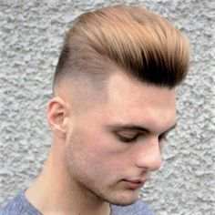 The 30 Different Types of Fades: A Style Guide - Men Hairstyles World Burst Fade, Fade Cut, Types Of Fades, Drop Fade Haircut, High And Tight Haircut, High Top Fade, Military Cut, The Quiff, Beard Fade