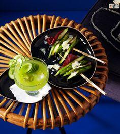 Virgin Cucumber Cooler - Rezepte
