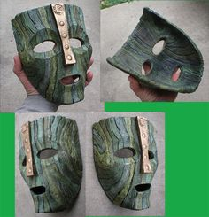 the mask loki mask