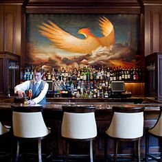 100 Best Bars in the South | The St. Regis Bar, Atlanta, Georgia | SouthernLiving.com