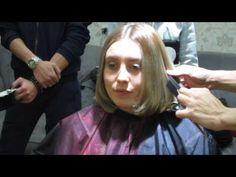 GETTING HAIR COLORING HAIRDYE IN HANOI BY KORIGAMI HAIRDRESSER