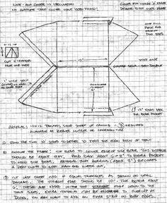 Viking Tent pattern