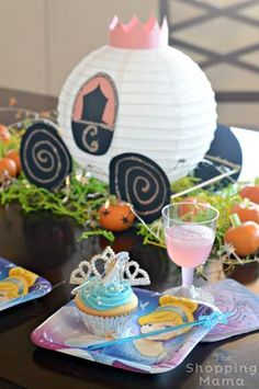 Cinderella's Royal Ball: Host a Magical Princess Party! | The Shopping Mama
