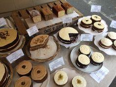 Honeypie Bakery at Marylebone Farmers Market London, every Sunday rain or shine!! #farmersmarket