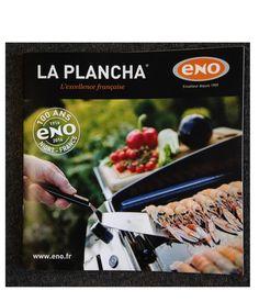 Le nouveau catalogue La Plancha ENO 2016 est arrivé! Vite consultez-le pour découvrir la nouvelle gamme de planchas pour toujours plus de saveurs!