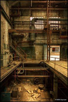 Oude gebouwen voelen