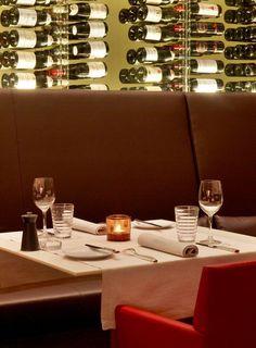 miX restaurant by Alain Ducasse
