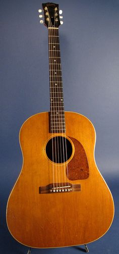 Vintage Gibson J-50 Acoustic Guitar