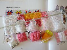 Madeline's Wardrobe: Learning new tricks - Intarsia