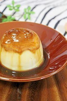 ニコニコ動画で再生回数16万回以上と大人気の「22円プリン」はご存知ですか?材料費たった22円で美味しいプリンが作れるレシピを紹介してくれる動画が最近とても話題になっているのです♡材料は牛乳・卵・砂糖の3つ。しかもレンジで作れてとっても簡単♩あなたも22円プリンに挑戦! Panna Cotta, Recipies, Deserts, Pudding, Sweets, Cooking, Ethnic Recipes, Food, Meal