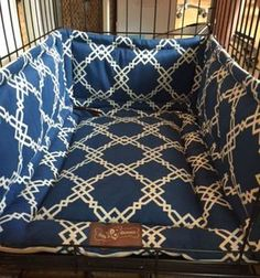 Crate covers you'll be drooling over. #DogCrate
