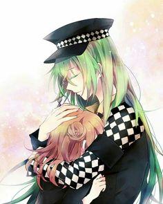 Ukyo & Heroine from Amnesia (: