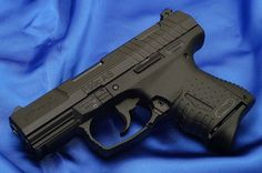 Walther P99 AS compact. 10 plus 1 rounds in 9 mm
