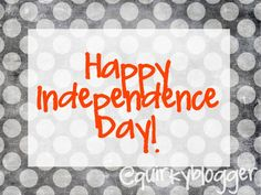 Happy Independence D