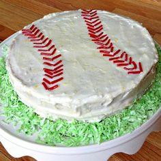 Beautiful Photo of Baseball Birthday Cake Baseball Birthday Cake Baseball Birthday Cake Baseball Birthday Cakes, Birthday Cake Smash, Happy Birthday Cakes, Baseball Party, Baseball Treats, Birthday Fun, Birthday Ideas, Best Birthday Cake Designs, Cake Chicago
