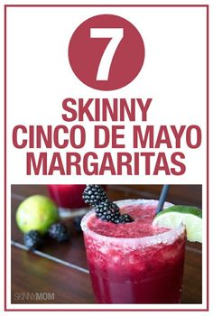 Here are some of the yummiest margarita for your cinco de mayo party!