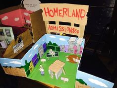 """Tramapoline! Trambopoline!   These """"Simpsons"""" Fans' Diorama Scenes Are Simply Wonderful"""