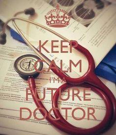 Hoje um sonho, manha realidade! Futura Doutora.