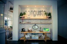 welcome to congusto restaurant