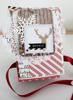 Le Daily December de Julie - swirlcards - le blog