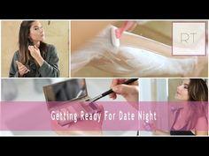 Full Body Skincare Routine (Dry Brushing & DIY Firming Coffee Scrub)   Rachel Talbott - YouTube