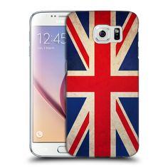 Pouzdra Samsung | Polykarbonátová pouzdra | Pouzdro na mobil Samsung Galaxy S6 HEAD CASE VLAJKA VELKÁ BRITÁNIE | CoolCase.cz pouzdra, kryty, obaly, ochranné fólie a skla na mobilní telefony