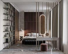 TOL'KO interiors on Behance